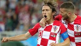 Autogol e rigore, la Croazia liquida la Nigeria 2-0