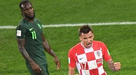 Croazia-Nigeria2-0: Mandzukic non segna, ma è decisivo