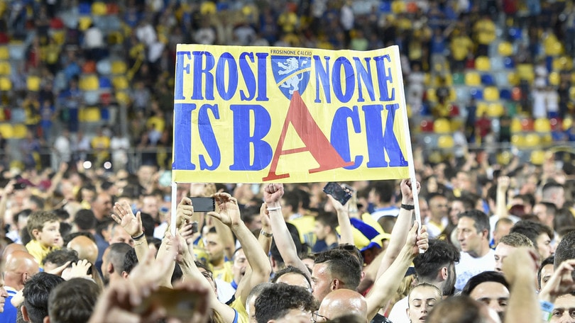 Respinto il ricorso del Palermo: Frosinone confermato in Serie A
