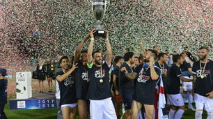 Il Cosenza è in serie B! Siena battuto 3-1