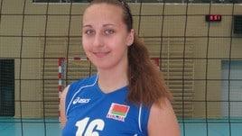 Volley: A1 Femminile, a Chieri dalla Bielorussia arriva Anzhelika Barysevic