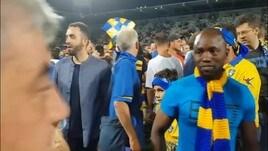 Frosinone in Serie A, esplode la gioia della città!