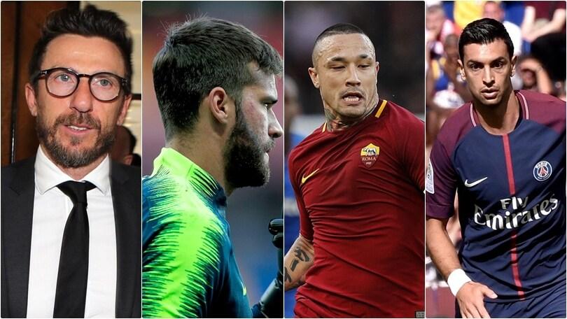 La Roma non si ferma: ecco tutte le mosse