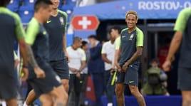 Brasile-Svizzera in diretta dalle 20: probabili formazioni e dove vederla in tv