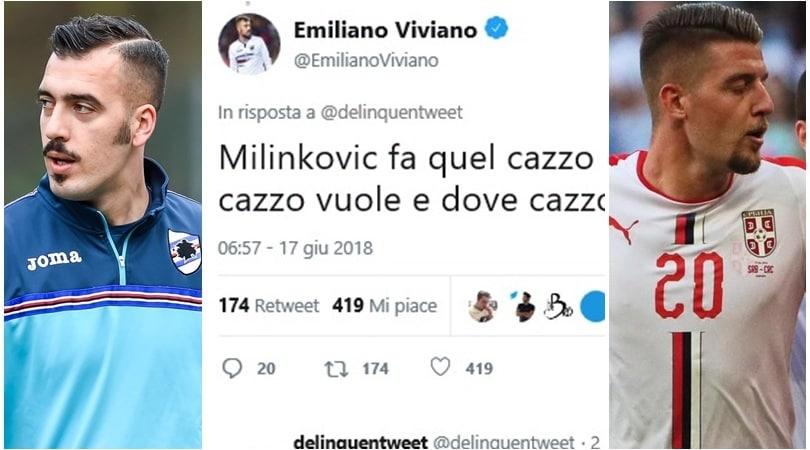 Calciomercato Lazio, il padre di Milinkovic: