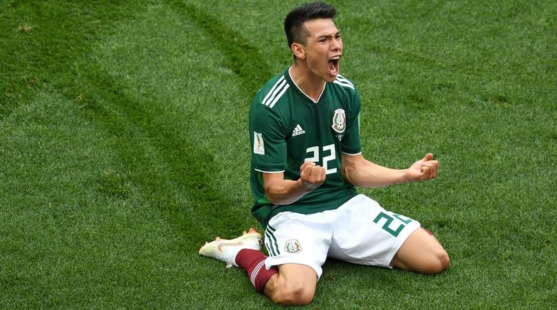 Il veleno di Lozano, Germania-Messico 0-1!
