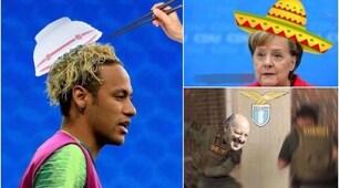 Mondiali, la 4ª giornata vista dai social tra ironie e calciomercato