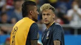 Brasile-Svizzera in diretta dalle 20: formazioni ufficiali e dove vederla in tv