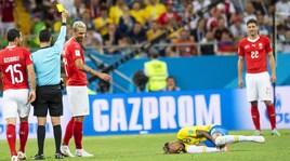 Gruppo E, Brasile-Svizzera 1-1: Zuber risponde a Coutinho, Tite stecca la prima