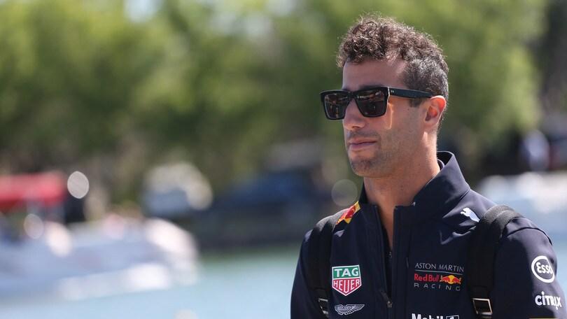 F1 Red Bull, Ricciardo: «È bello avere di nuovo il GP di Francia»