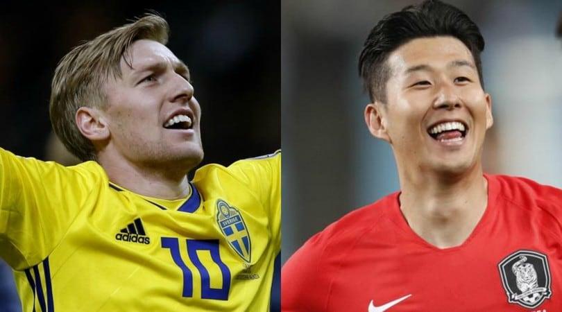 Mondiali 2018, diretta Svezia-Sud Corea dalle 14: formazioni ufficiali e dove vederla in tv