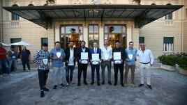 D CLUB: premiati a Viareggio i migliori della Serie D 2017/2018