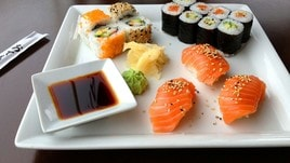 """Dimmi che """"sushi"""" mangi e ti dirò chi sei"""