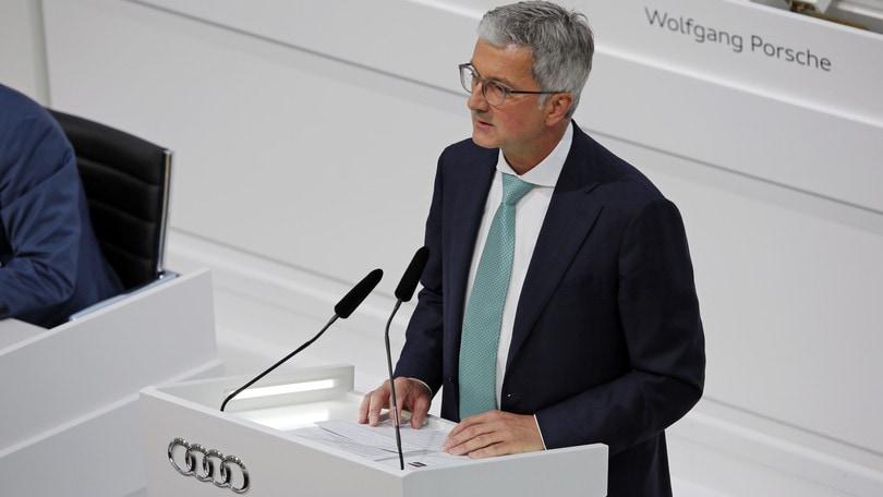 Dieselgate Volkswagen: fermato Stadler, Ceo dell?Audi