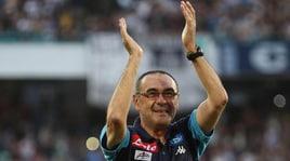 Dall'Inghilterra: «Sarri e Zola al Chelsea. De Laurentiis dimezza la clausola»