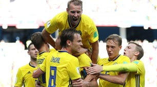 Svezia,basta un rigore di Granqvist per domare la Corea