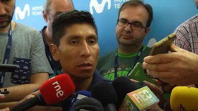 """Quintana: """"Froome favorito numero uno"""""""