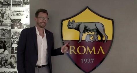 Roma-Di Francesco, rinnovo ufficiale fino al 2020