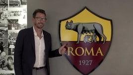 Roma e Di Francesco insieme fino al 2020