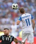 Islanda,share 99,6% per esordio Mondiale