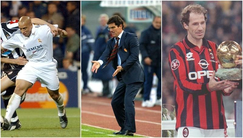 """Fabio Capello: """"La formazione dei migliori 11 che ho allenato"""""""