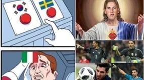 Mondiali social: Svezia-Corea del Sud, il web non dimentica. E Panama schiera... Buffon