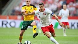 Mondiali 2018, Milik e Zielinski goleador dietro a Lewandowski