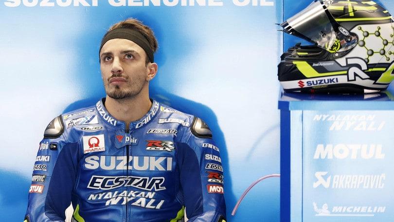 MotoGp Suzuki, Iannone: «Abbiamo fatto un buon lavoro durante il test»