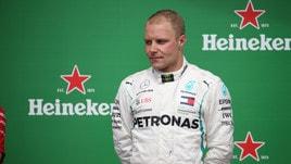 F1 Mercedes, Bottas: «Non siamo sicuramente i favoriti per il GP di Francia»