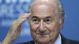 Mondiali: Blatter domani allo stadio