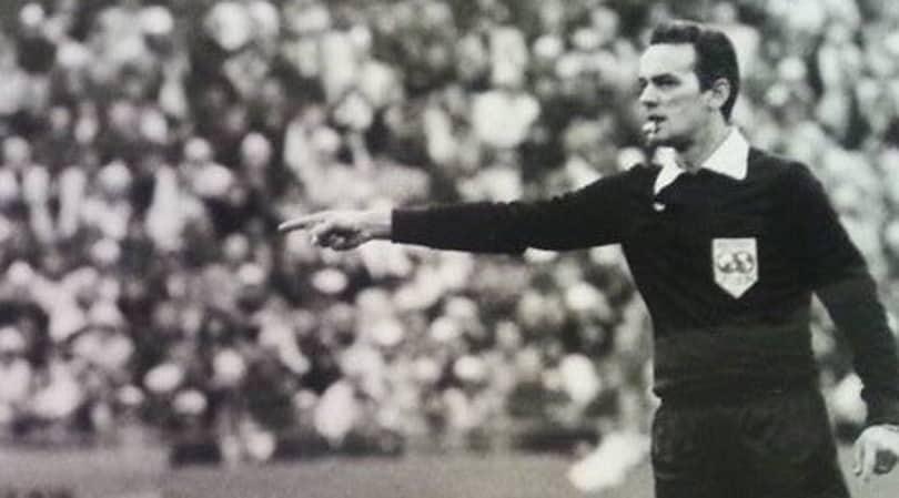 E' morto Sergio Gonella, arbitrò finale mondiali '78 in Argentina