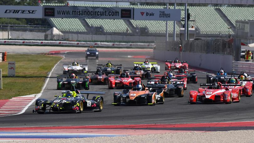 Yokohama corre nel campionato prototipi