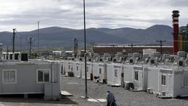 Migranti: Grecia, bimba muore in fogna