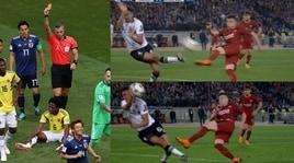 """Colombia-Giappone a Skomina: disastro Sanchez e gol """"discusso"""" di Quintero"""