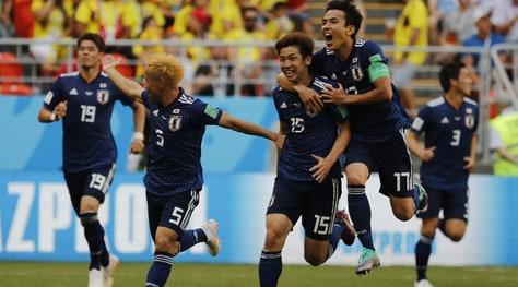 Colombia-Giappone 1-2: decidono Kagawa e Osako, Quintero non basta