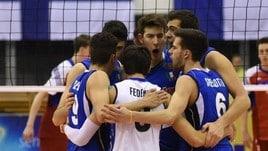 Volley: gli azzurri in partenza per i Giochi del Mediterraneo