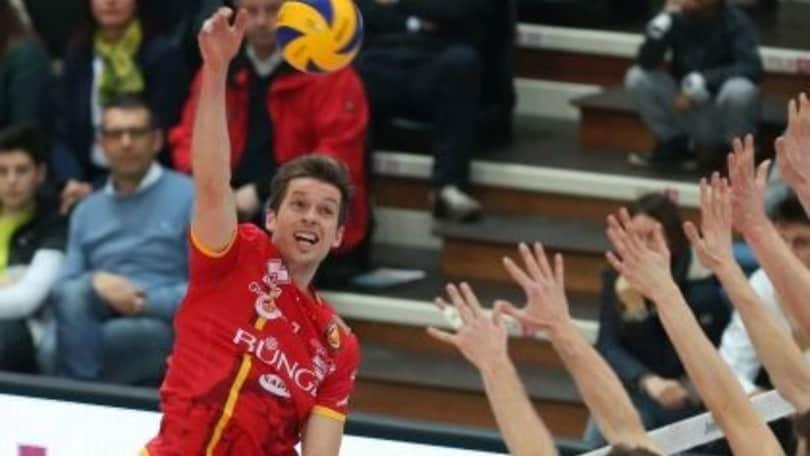 Volley: Superlega, Van Garderen, eclettico schiacciatore per Trento