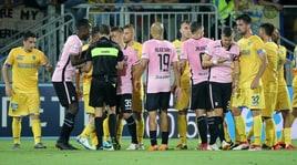 Frosinone-Palermo, omologato il risultato: respinto il ricorso dei siciliani