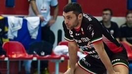 Volley: A2 Maschile, Del Vecchio rinforza l'attacco di Lagonegro