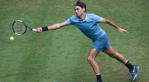 Tennis, Atp Halle: esordio vincente per Federer e Seppi