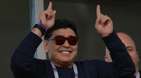 Maradona: «A questa Argentina serve Higuain»