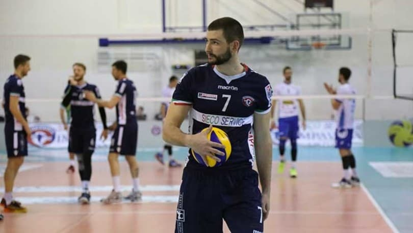 Volley: A2 Maschile, Pedron in regia a Lagonegro