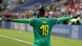 Mondiali: Polonia-Senegal 1-2