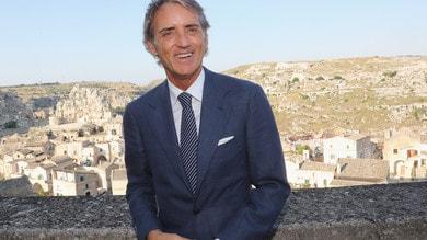 Mancini ospite speciale a Matera