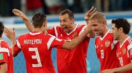 Russia-Egitto 3-1: Salah non basta, i russi vedono gli ottavi