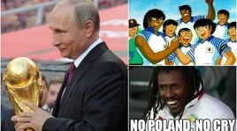 Mondiali, la 6ª giornata vista dai social