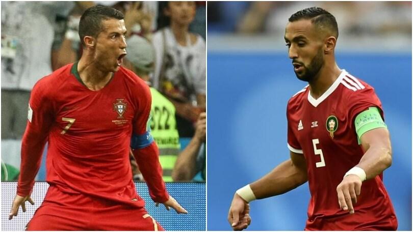 Mondiali 2018, Portogallo-Marocco: formazioni ufficiali, dove vederla in tv e diretta dalle ore 14