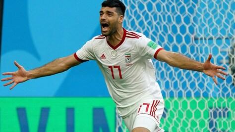 Mondiali 2018, l'impresa dell'Iran è bancata a 20