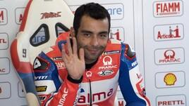 MotoGp Ducati, Petrucci: «Ho subito una lesione al piede, ma nulla di grave»