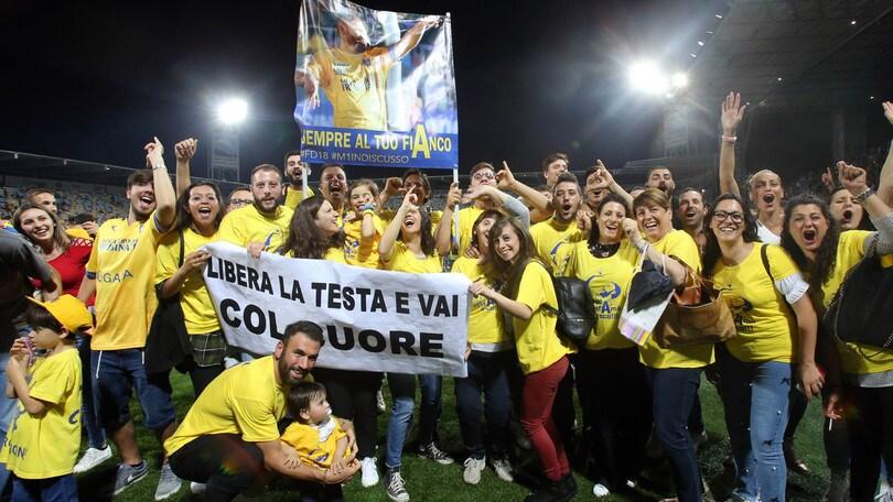 Scontro Frosinone-Palermo ecco perché il giudice sportivo ha omologato la vittoria dei ciociari decisiva per la A